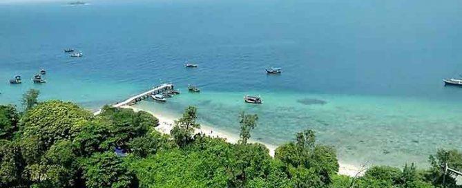sejarah jakarta di pulau edam