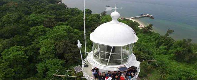 Wisata Pilihan di Kepulauan Seribu