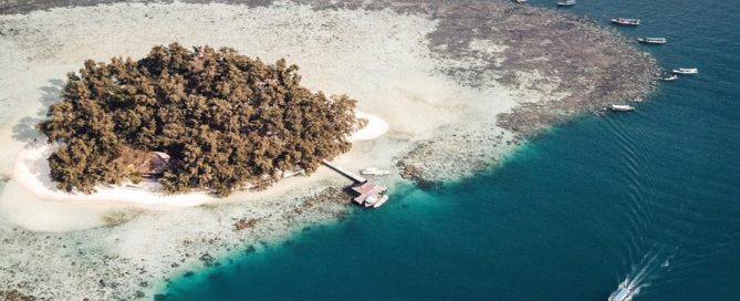 Keindahan Pulau Seribu